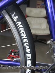 Велосипедные шины Michelin