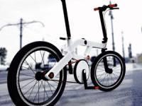складной алюминиевый велосипед