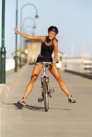 Физика велосипеда