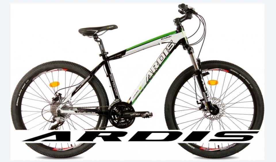 Топ-5 бюджетных велосипедов 5 место Ardis Summit