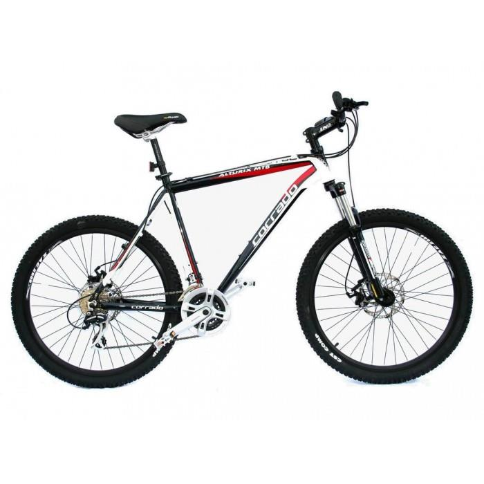 Топ недорогих MTB-велосипедов 4 место-Corrado 26 Alturix DB MTB AL