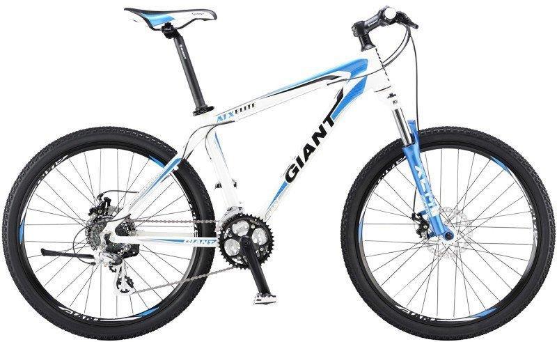 Топ-5 бюджетных лучших велосипедов 1 место-Giant ATX Elite 26 2013