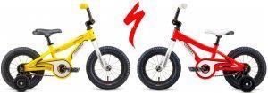 преимущества детских велосипедов Specialized