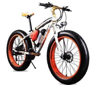Электрические велосипеды в США