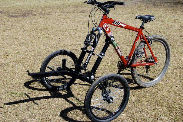 Грузовой трицикл