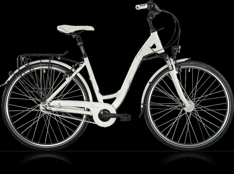 Дорожные велосипеды Bergamont