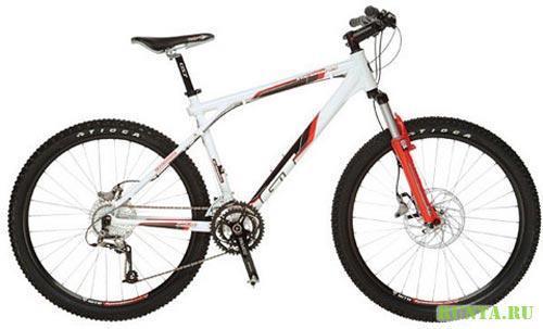Настоящий горный велосипед GT Avalanche