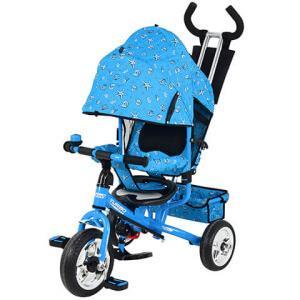 Детский трехколесный велосипед Profi Trike М 5363 на колесах Eva Foam