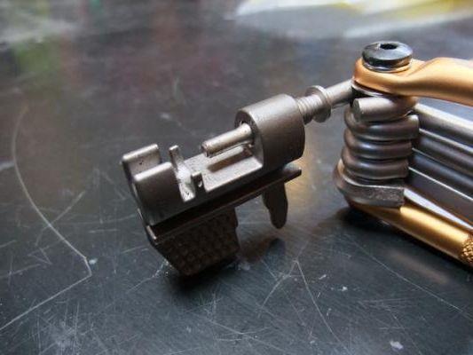 инструмент для монтажа цепи