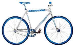 Велосипед типа фиксед или «фикси»
