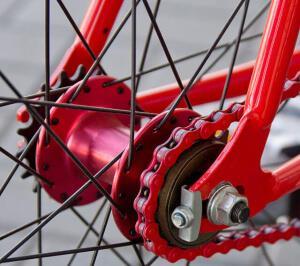 Велосипед с двухсторонней втулкой флип-флоп
