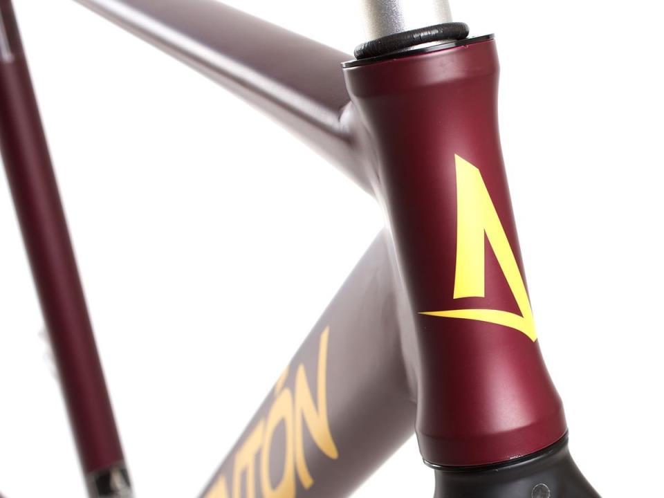 интегрированная рулевая на велосипеде