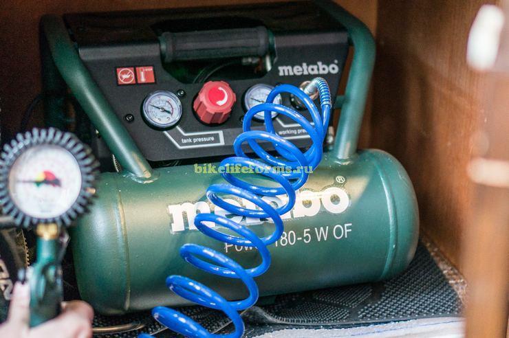 Компрессор поршневой безмасляный METABO Power 180-5 W OF 601531000