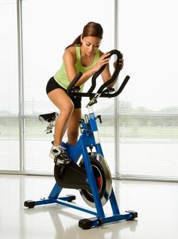 программа для похудения на велотренажере