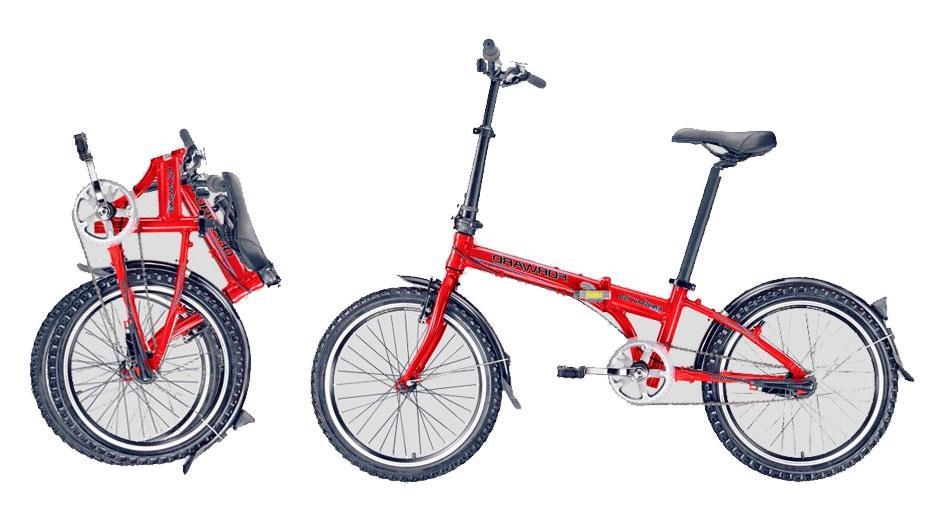 Складные велосипеды Forward с бесплатной доставкой