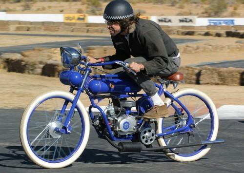 мотокомплект для велосипеда фото 3