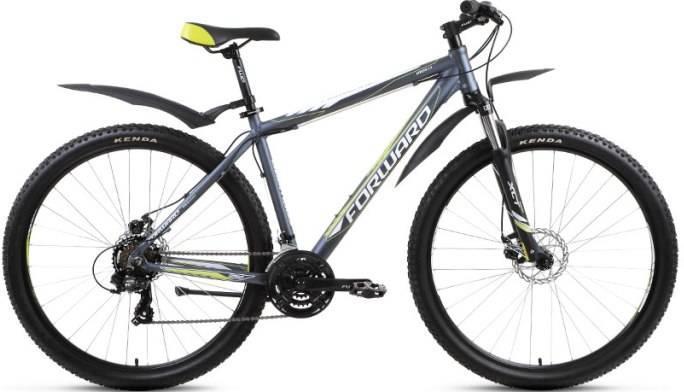 какой горный велосипед лучше всего Стелс или Форвард