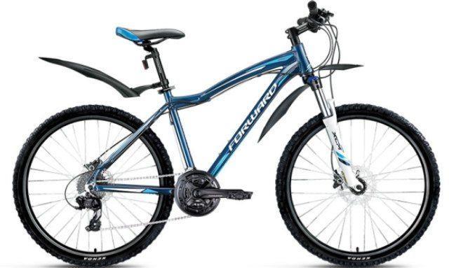 какой велосипед в рассматриваемой ценовой категории лучше Форвард или Стелс