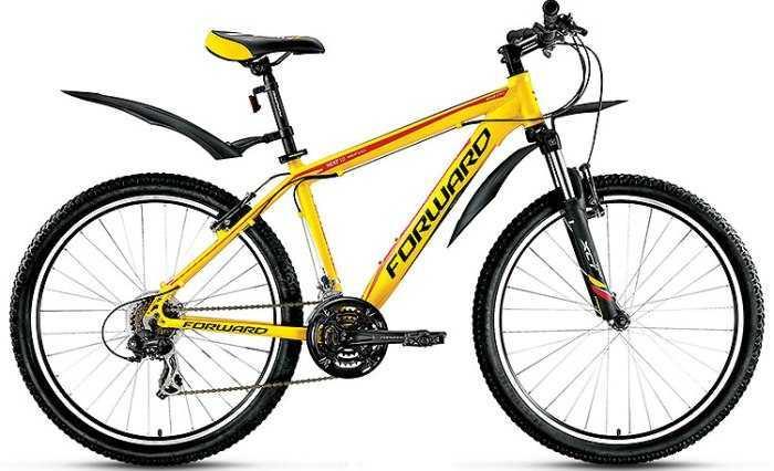 какой горный велосипед лучше форвард или стелс