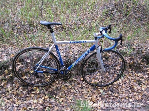 Завидово и велосипед Finotti