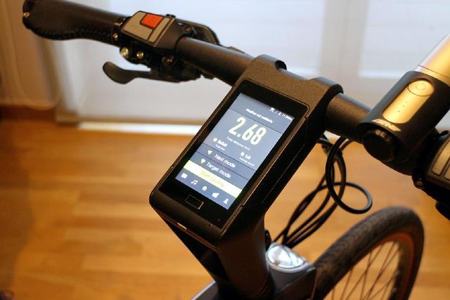 Le Super Bike - Смарт-велосипед представили в Китае