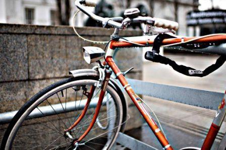 lock bike 002