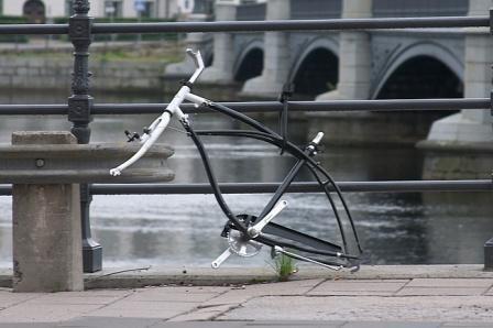 lock bike 004