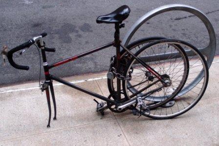 lock bike 005