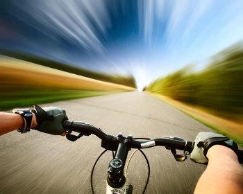 Физическая подготовка на велосипеде