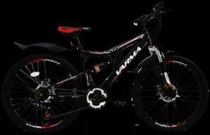 характериска двухподвесных велосипедов
