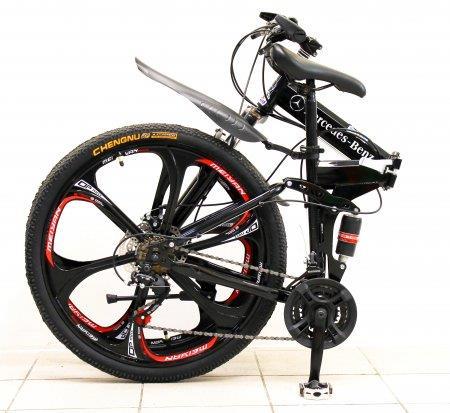"""Велосипед складной Mercedes-Benz 26"""""""