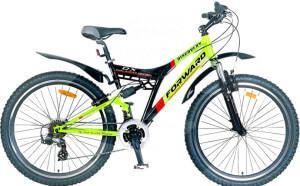 двухколесный велосипед серии forward discovery dx