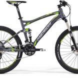 двухподвесный велосипед merida