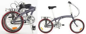 складной велосипед forward ventura