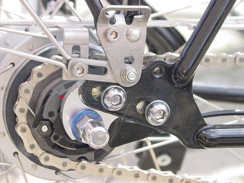 Цепь для велосипеда с планетарной втулкой