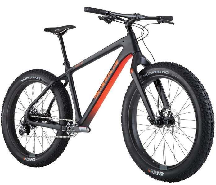 Велосипед с широкими колесами Salsa Beargrease