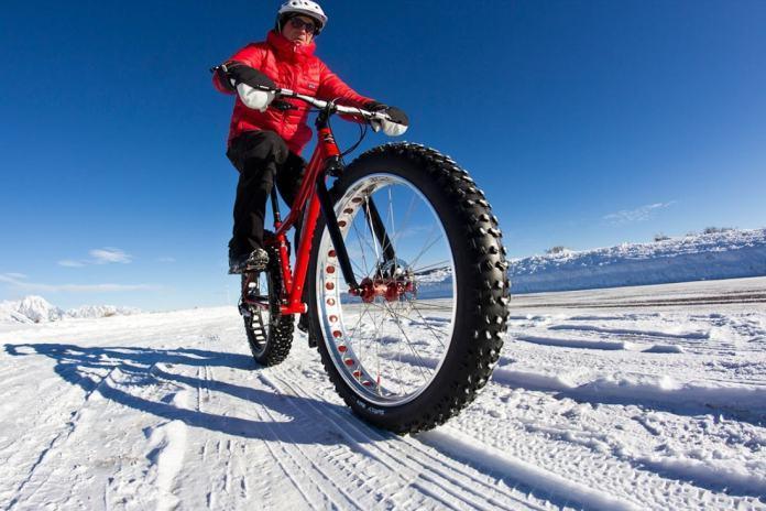 Велосипеды с широкими колесами