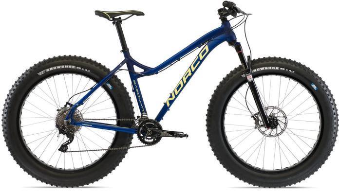 Велосипед Norco Sasquatch 6.1