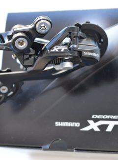 Задний переключатель Shimano XT M781 Shadow