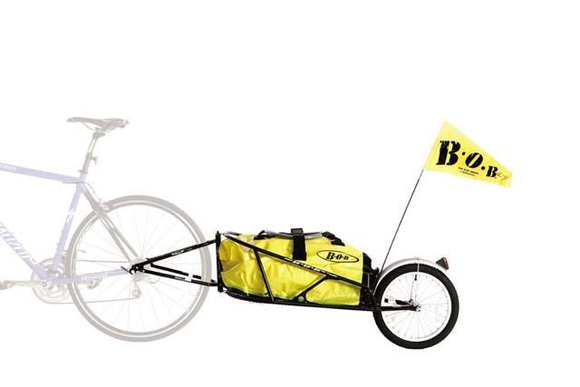 Велосипедный трейлер