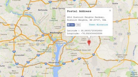 Десять секретов карт Google Maps