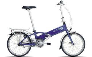 складной велосипед folding bike