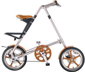Складной мини-велосипед Strida LT 2012
