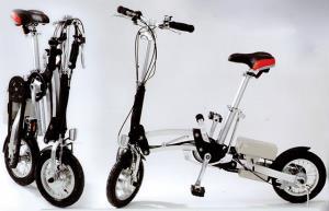 Китайский складной мини-велосипед Shrinker-2010