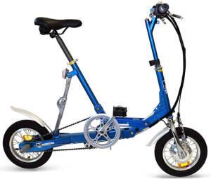 Складной мини-велосипед VeloMini Electric Folding Bike
