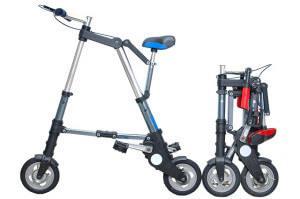 Складной мини-велосипед a-bike