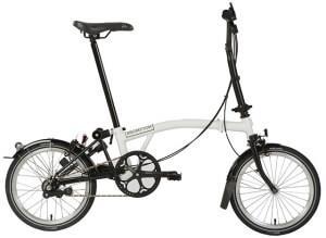 Складной мини-велосипед Brompton SL2