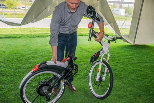 Электровелосипеды M1 Secede