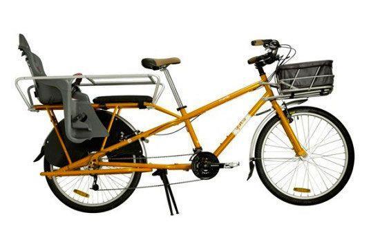 велосипед типа лонг-тейл