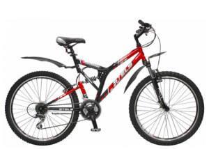 двухподвесной велосипед Stels Challenger